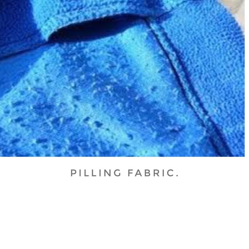 pilling fabric