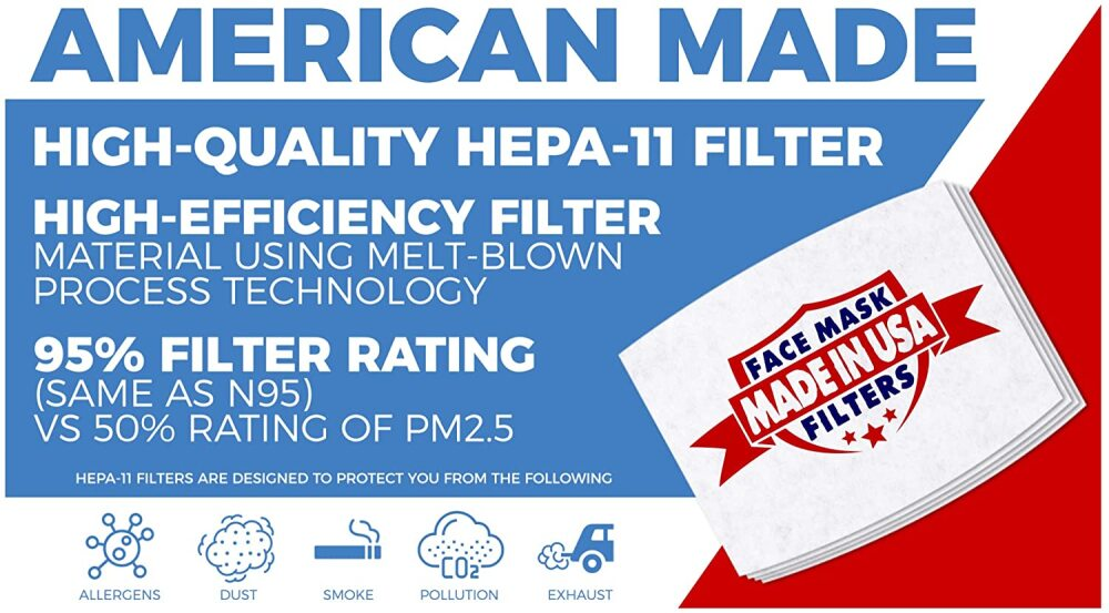USA made filters