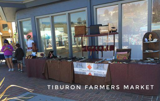 Tiburon, CA farmers Market