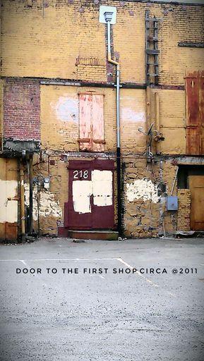 shop door, petaluma ca